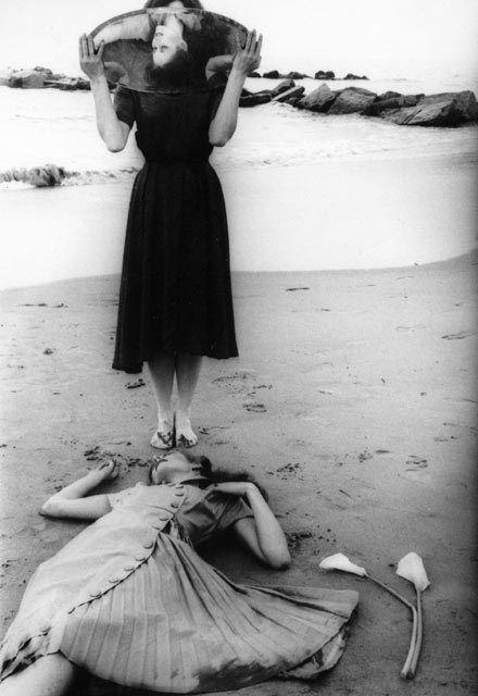 Francesca Woodman - Untitled, Providence Rhode Island 1975–1978